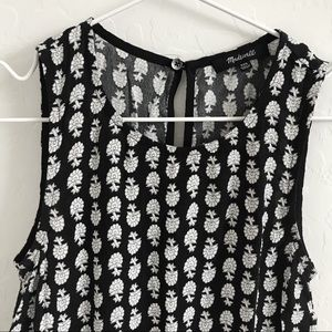 Madewell Tops - {Madewell} Bloomstamp Tank Top
